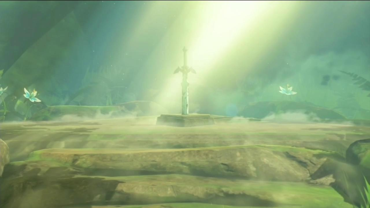 The Legend Of Zelda Breath Of The Wild Title Reactions IGN Live E3 2016 IGN Video