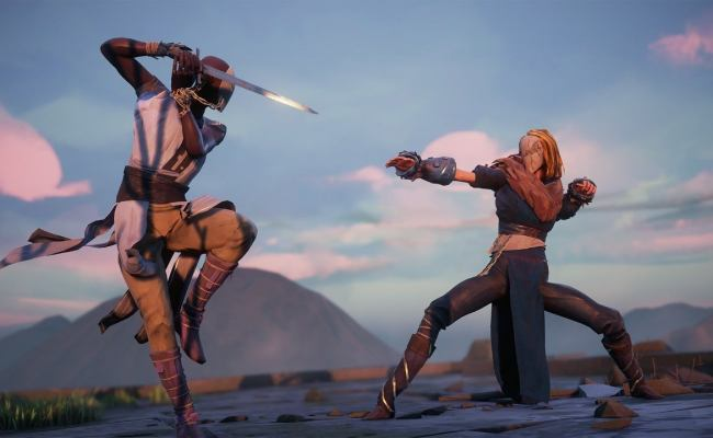 7 Minutes Of Thrilling Absolver Gameplay E3 2016 Ign Video