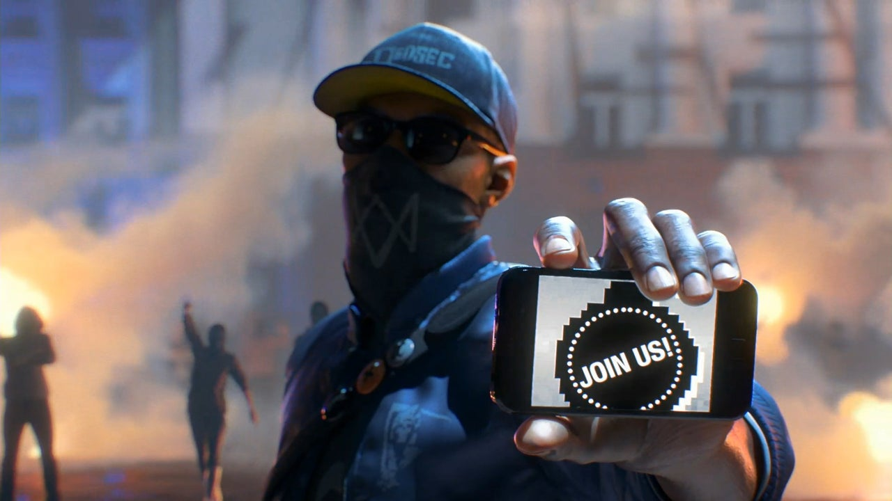 Watch Dogs 2 World Premiere Full Stream IGN Video