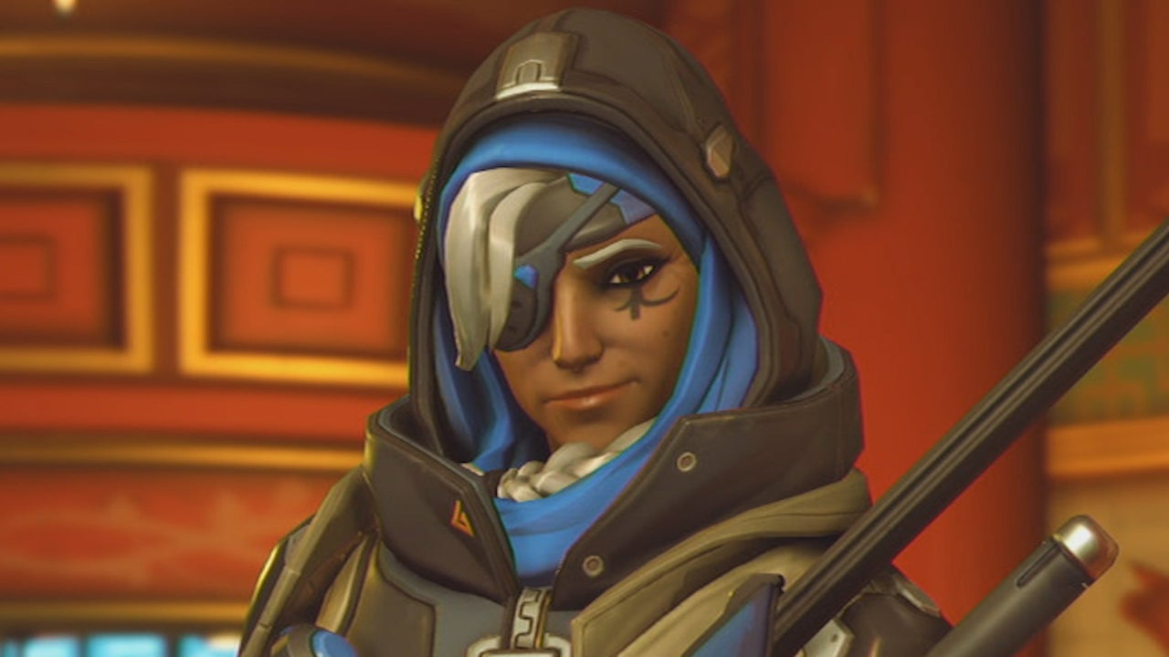 5 Minutes Of Overwatch Ana Gameplay IGN Video