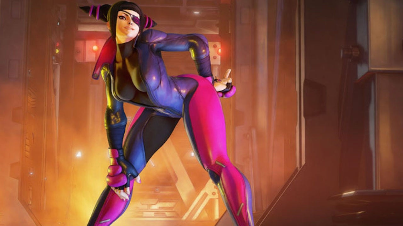 Street Fighter 5 Juri Reveal Trailer IGN Video