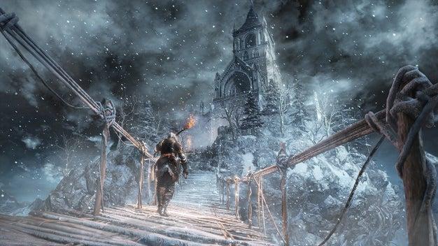 Image result for dark souls 3 ashes of ariandel