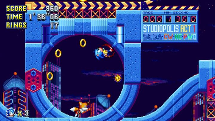 Image result for sonic mania gameplay