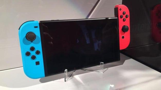 In-Depth Switch Walkthrough From Nintendo