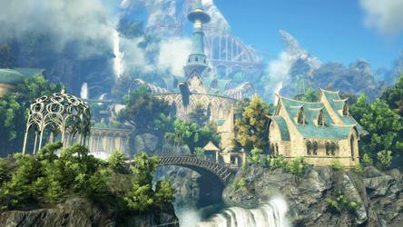 Dark and Light: Exploring the Elven City of Estel IGN