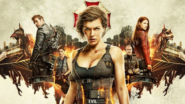Image result for resident evil final chapter