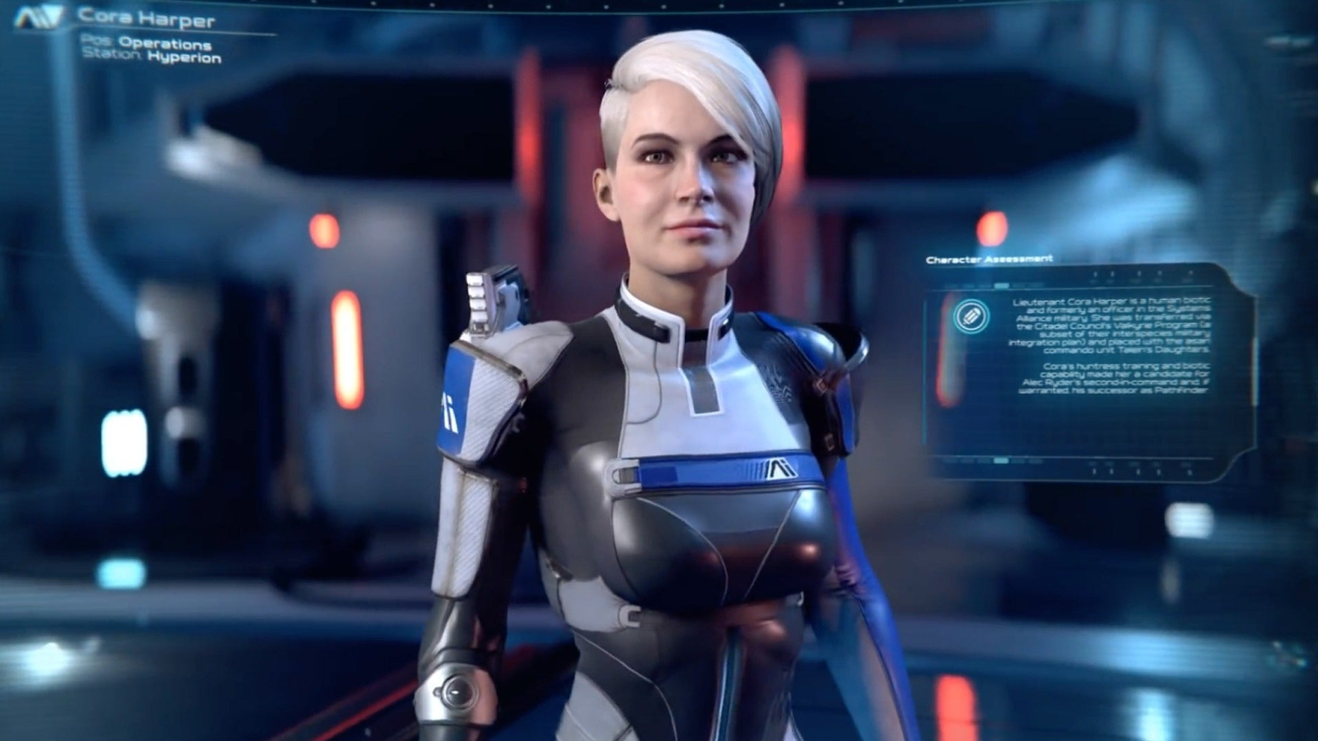 Mass Effect Andromeda Pathfinder Team Briefing Trailer Top Movie Trailers Top Video Game