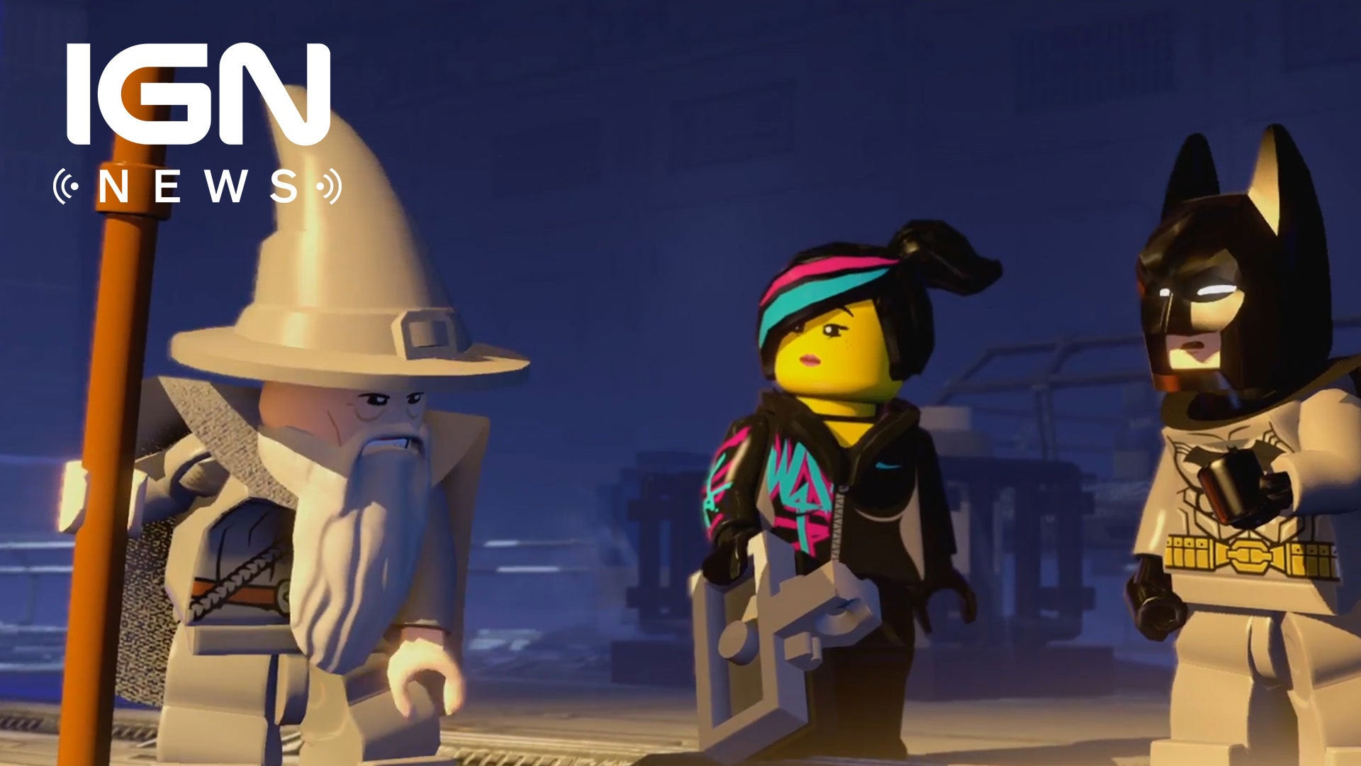 Lego Dimensions Official Meet That Hero Gandalf And