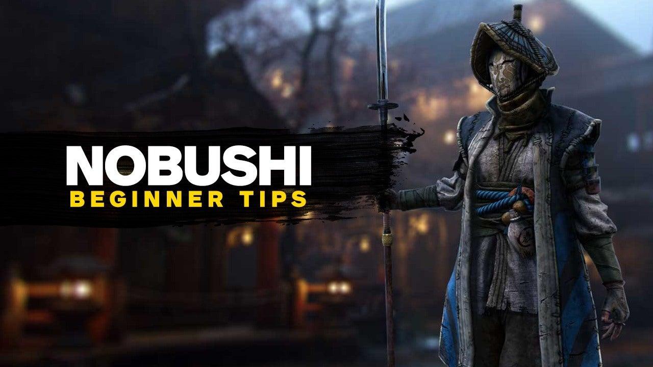 For Honor Guide Samurai Nobushi Beginner Tips IGN Video