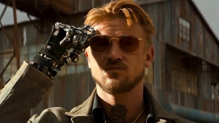 Logans Cyborg Villain Mutant Fanboy IGN Video