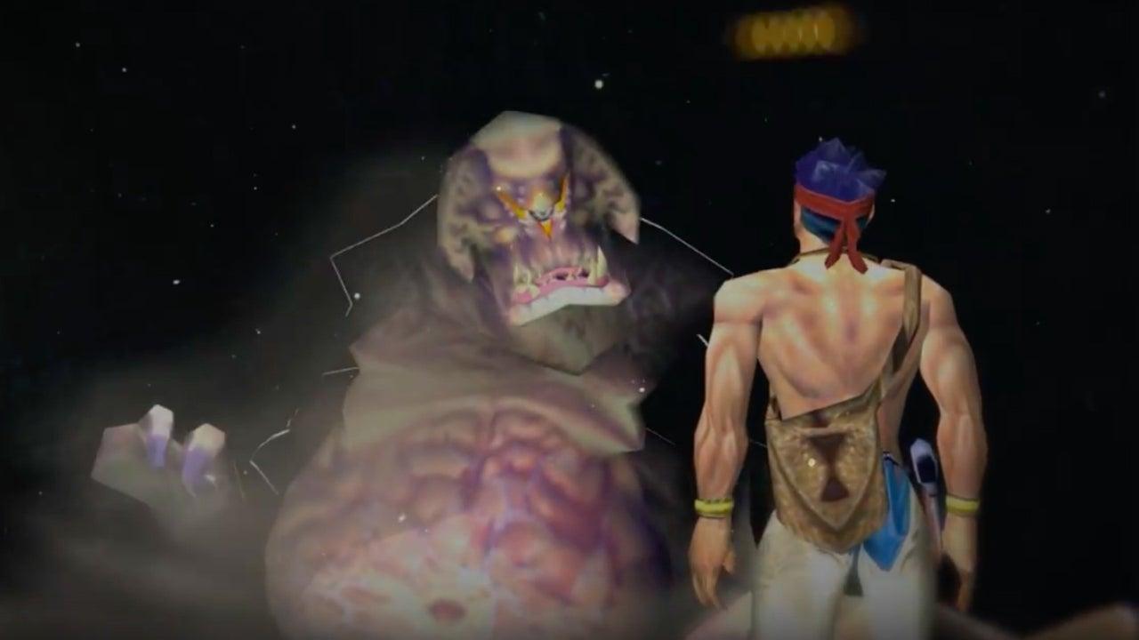 Turok 2 Seeds Of Evil Official Remastered Trailer IGN Video