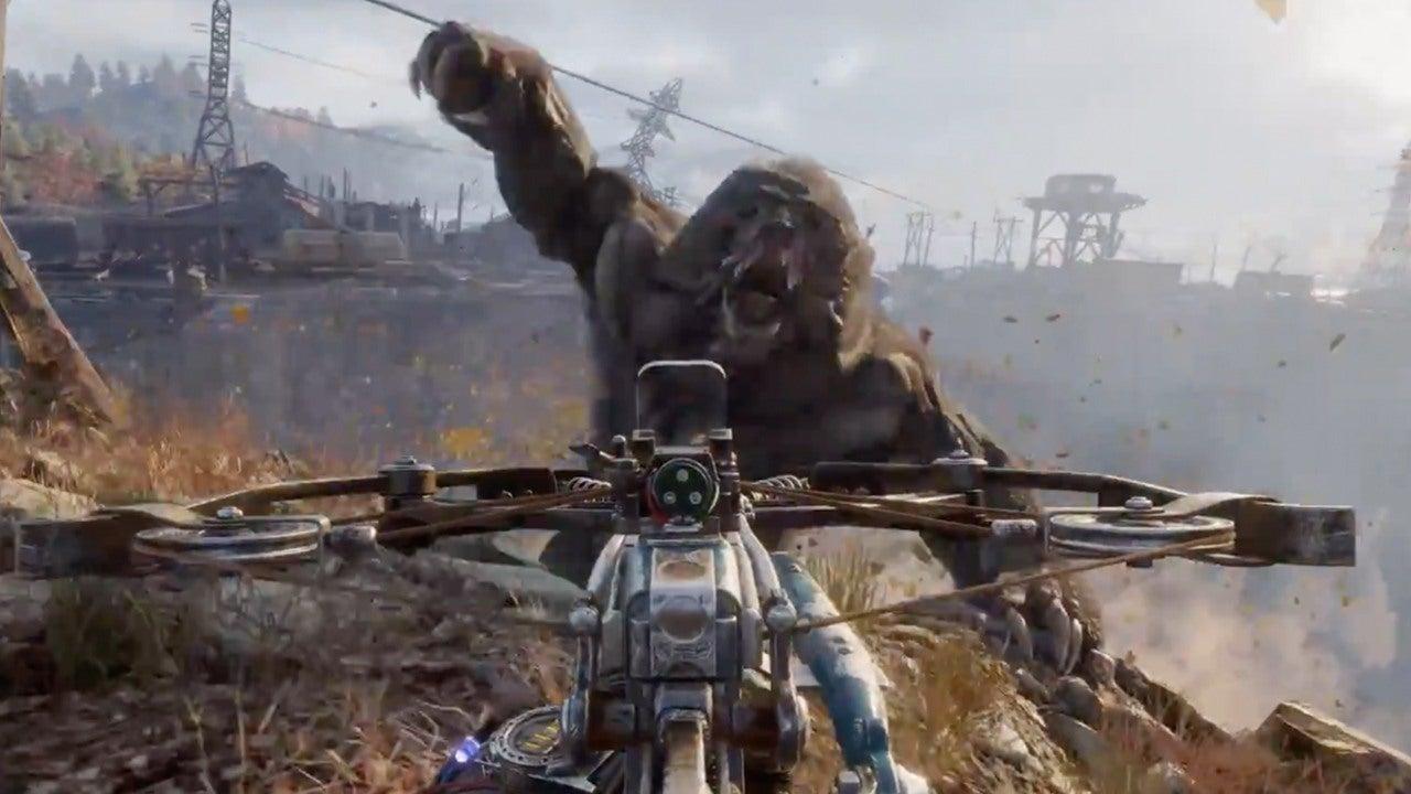 Metro Exodus Reveal Trailer E3 2017 Microsoft