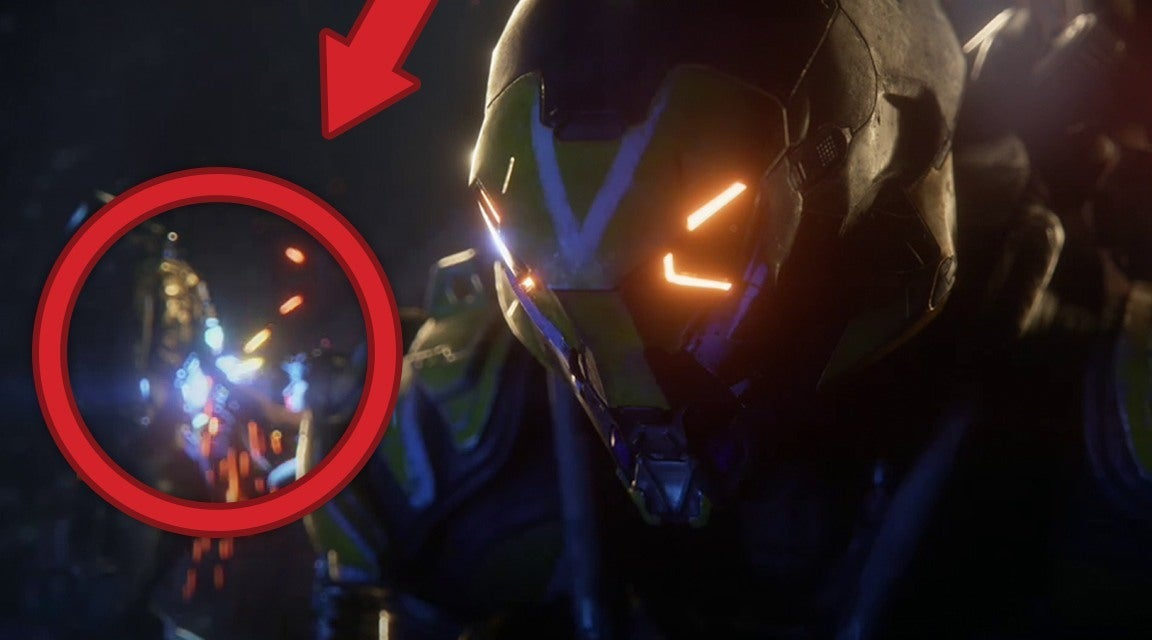 17 Anthem Gameplay Theories Analysis And Details From