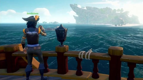 Image result for sea of thieves gamescom