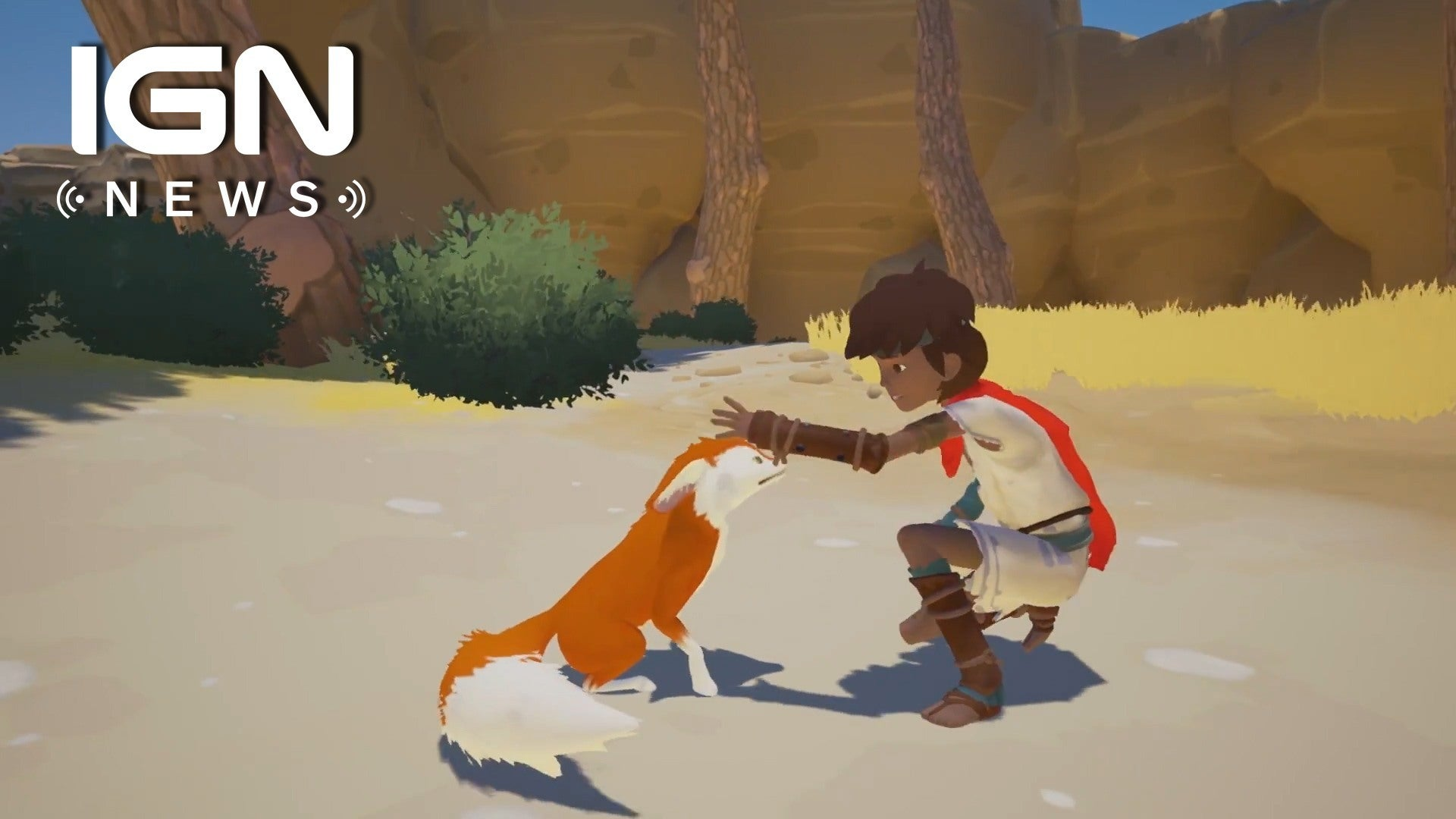 Rime Videos Movies Amp Trailers Xbox One IGN