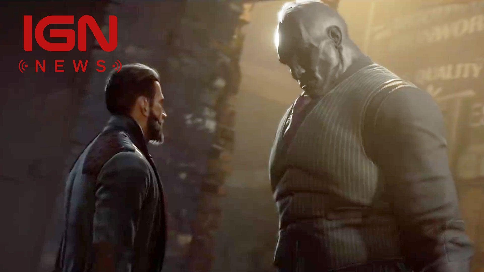 Vampyr Videos Movies  Trailers  PC  IGN