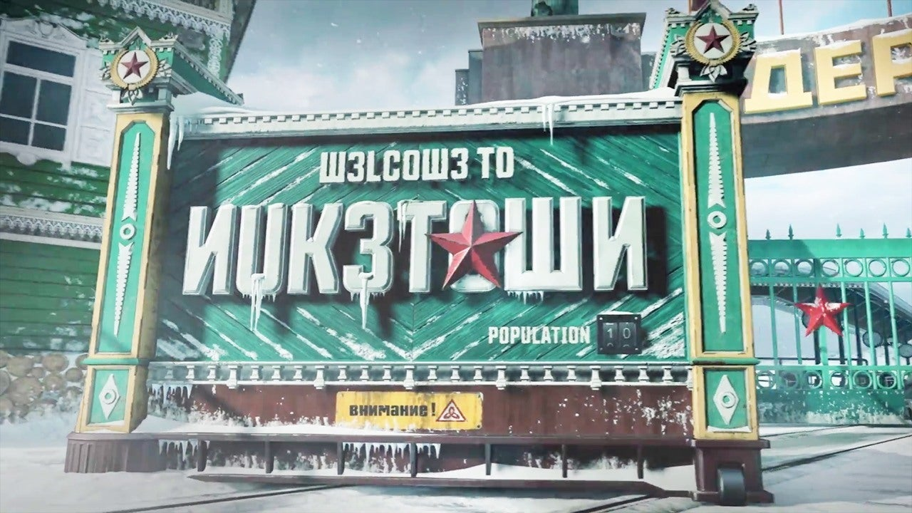 Call Of Duty Black Ops 4 Nuketown Trailer IGN Video