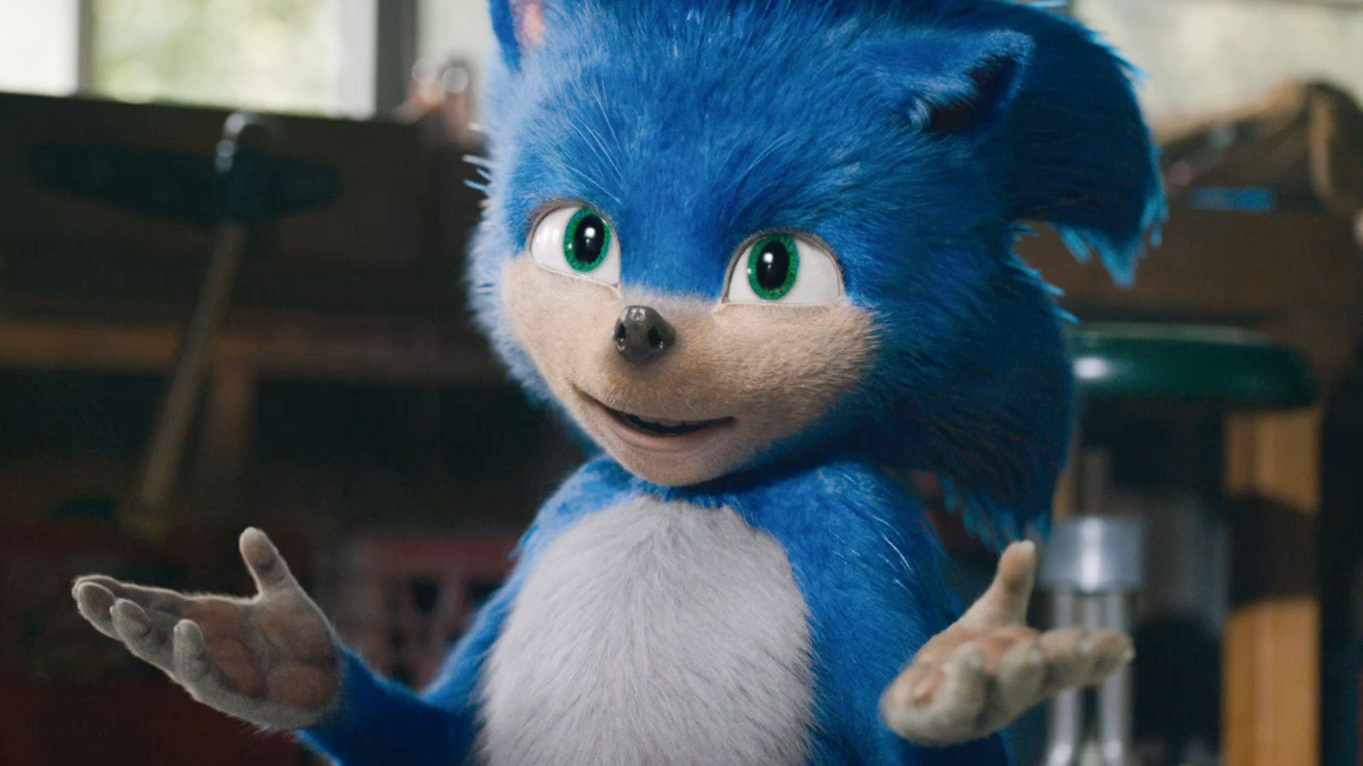 Sonic The Hedgehog Official Trailer Ign