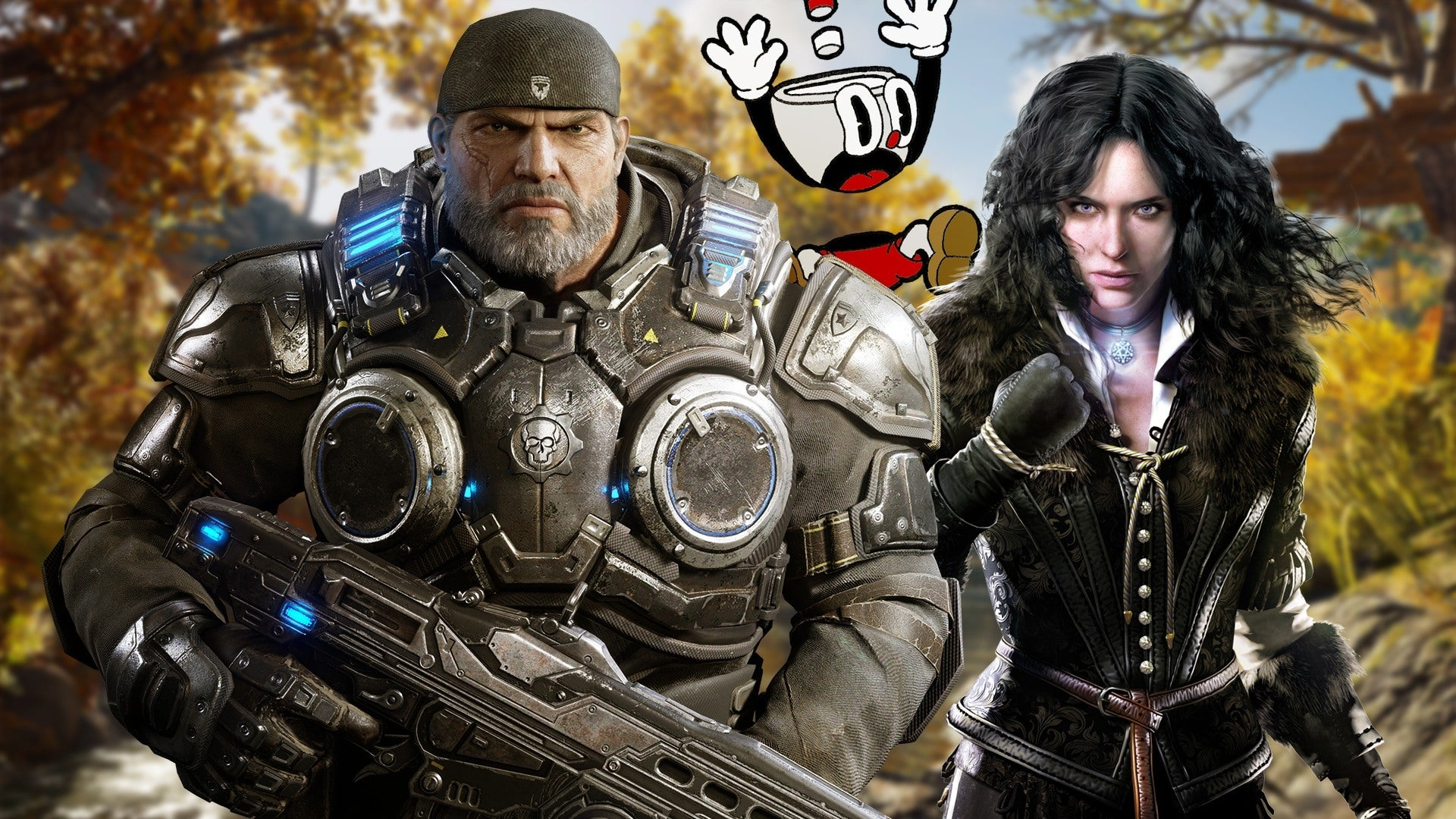 Top 25 Xbox One Games Spring 2019 Update Ign