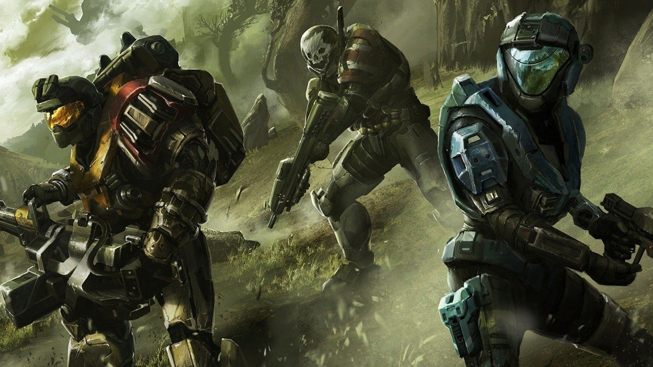 First Ever Halo Reach Pc Gameplay From Halo The Master