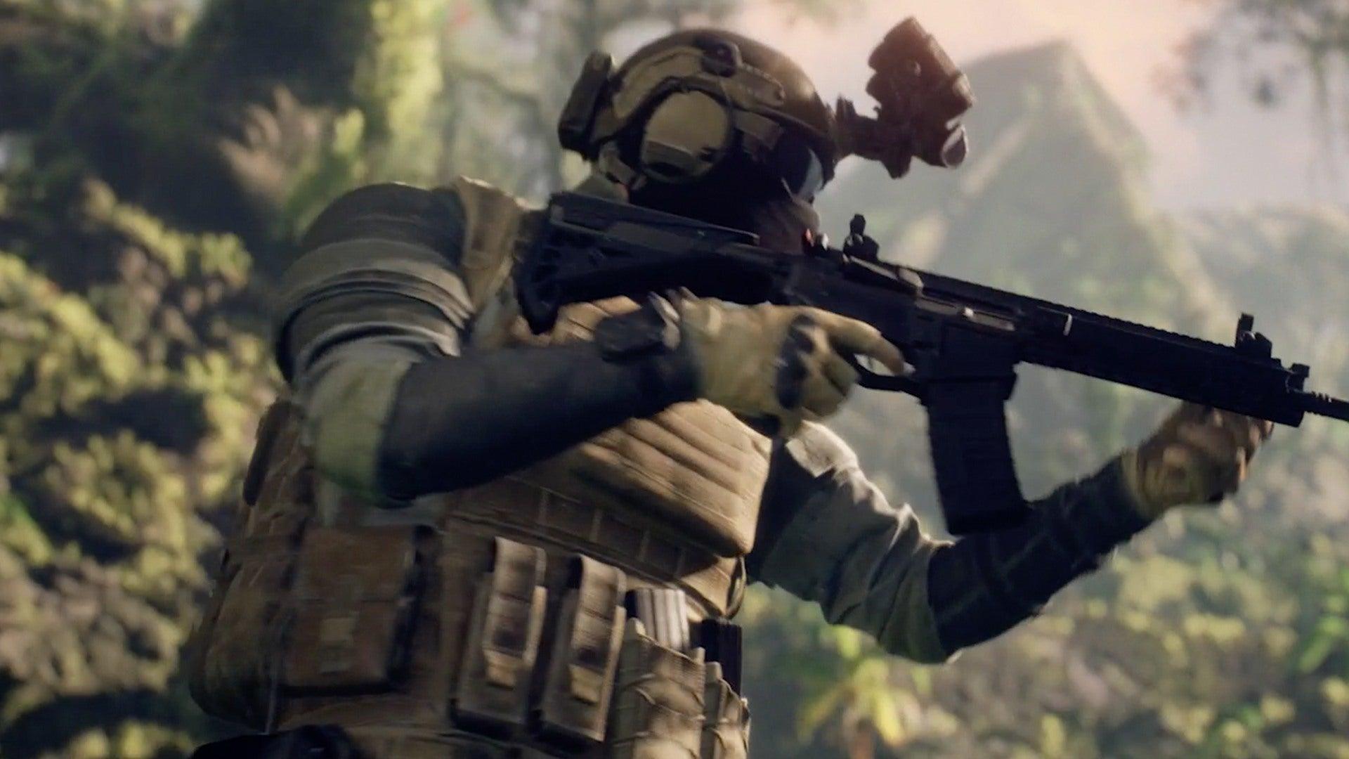 Predator Hunting Grounds Reveal Trailer Ign