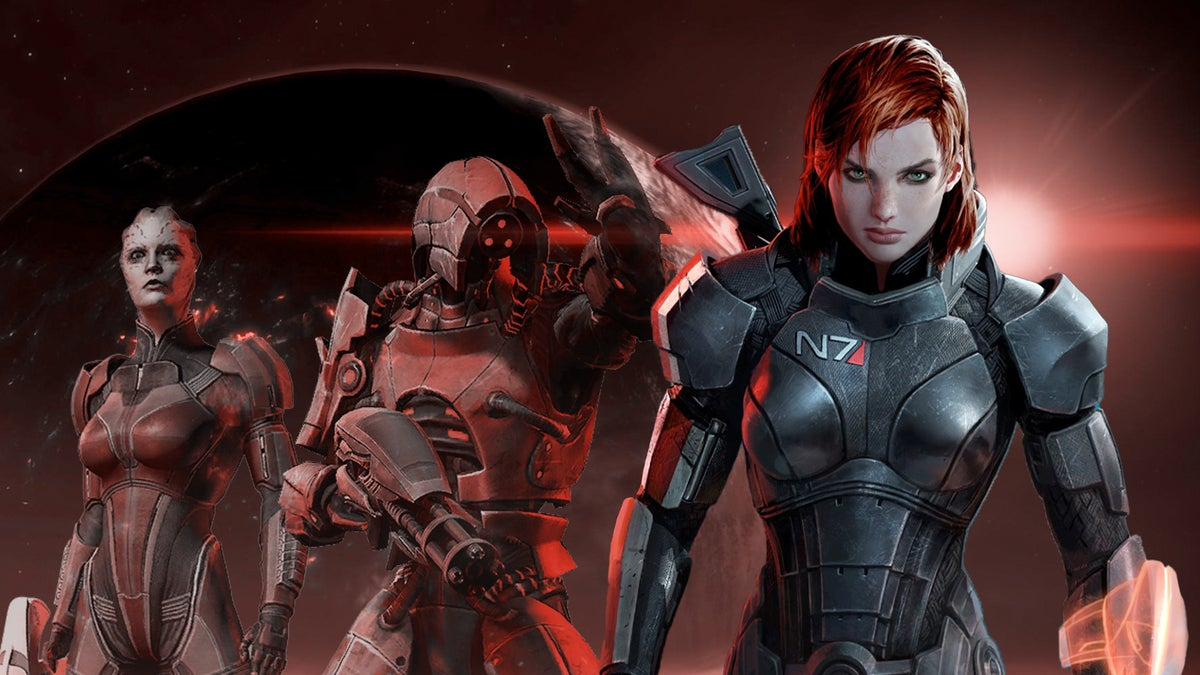 7 Things You (Probably) Didn't Know About Mass Effect