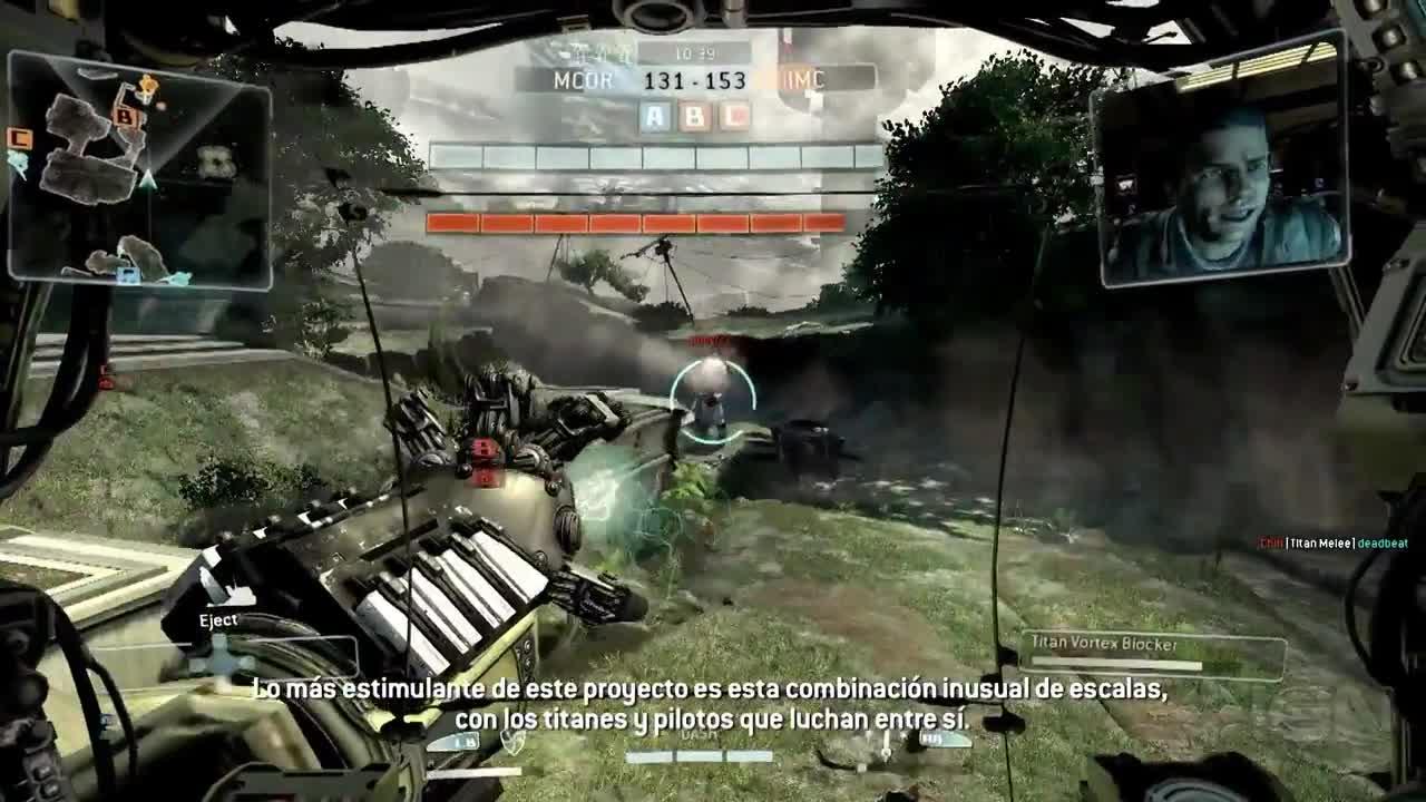 Titanfall: Impresiones beta para Xbox One, PC y 360