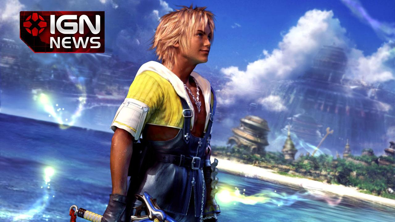 News Final Fantasy X HD Includes X 2 On PS3 Not On Vita