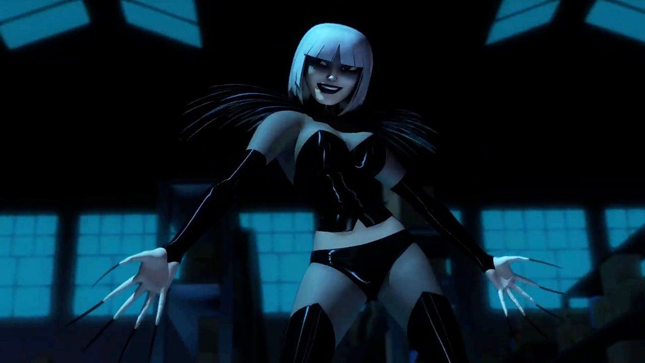 Beware The Batman Watch Magpie Kick Batmans Butt IGN