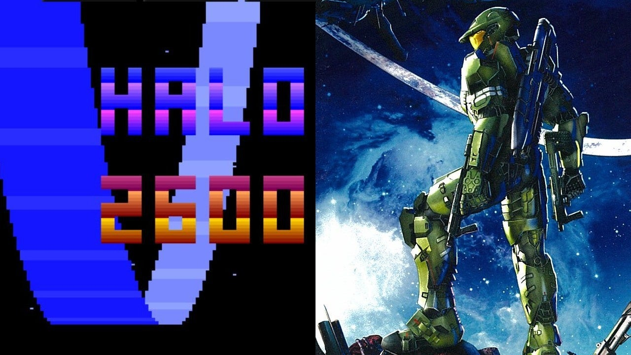 Halo 2600 IGN Plays Halo 2600 For The Atari IGN Video
