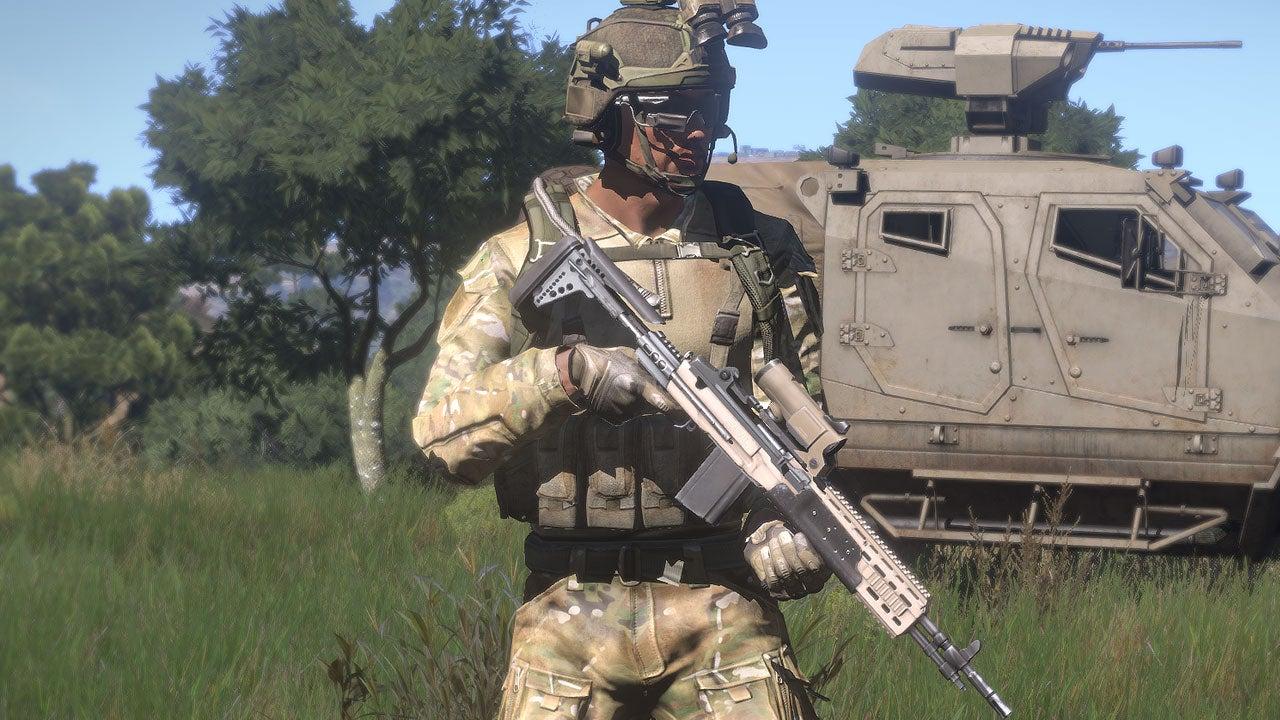 ArmA III An Early Look Gamescom 2013 IGN Video