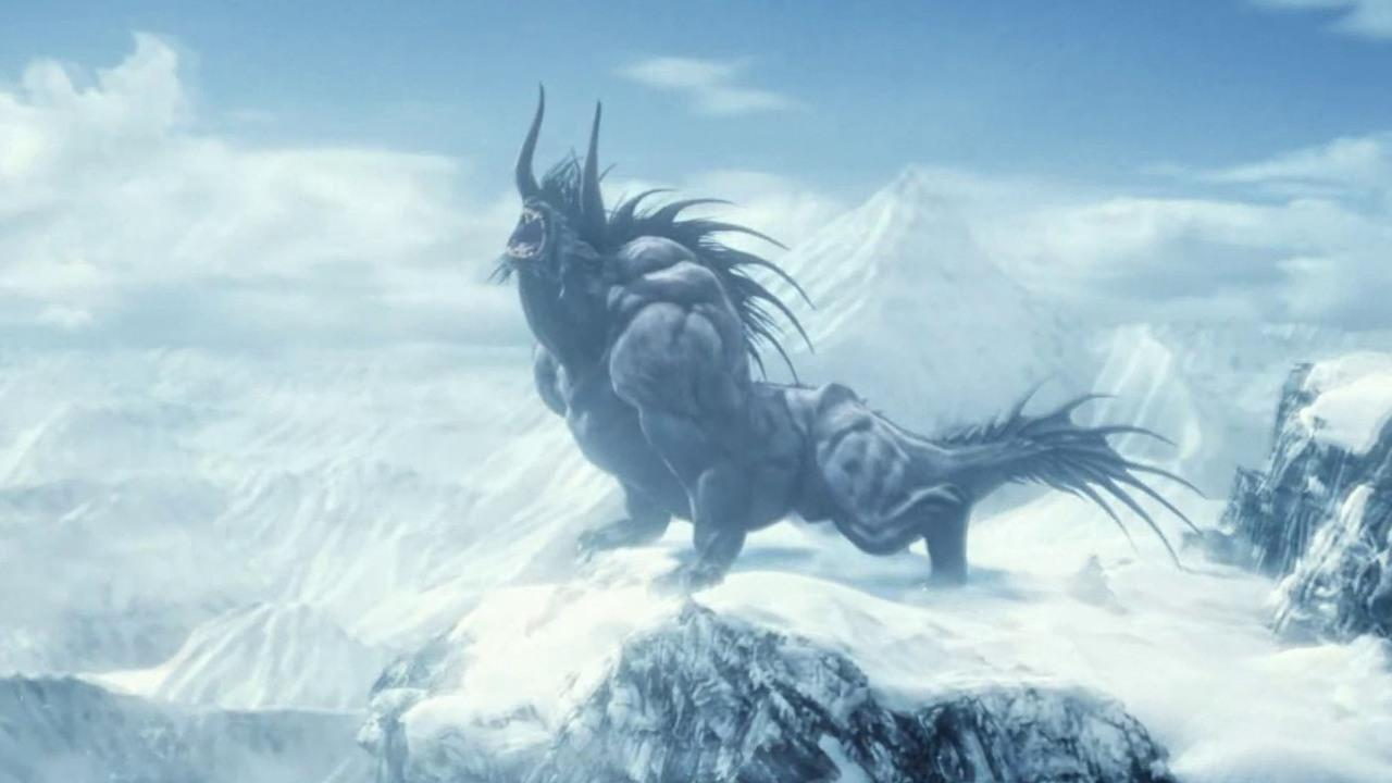 Final Fantasy XIV Online A Realm Reborn Behold The Behemoth Final Fantasy XIV A Realm