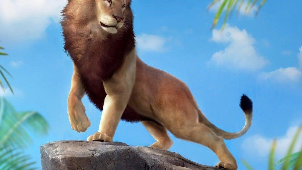 Creating A Lion Habitat Zoo Tycoon IGN Video
