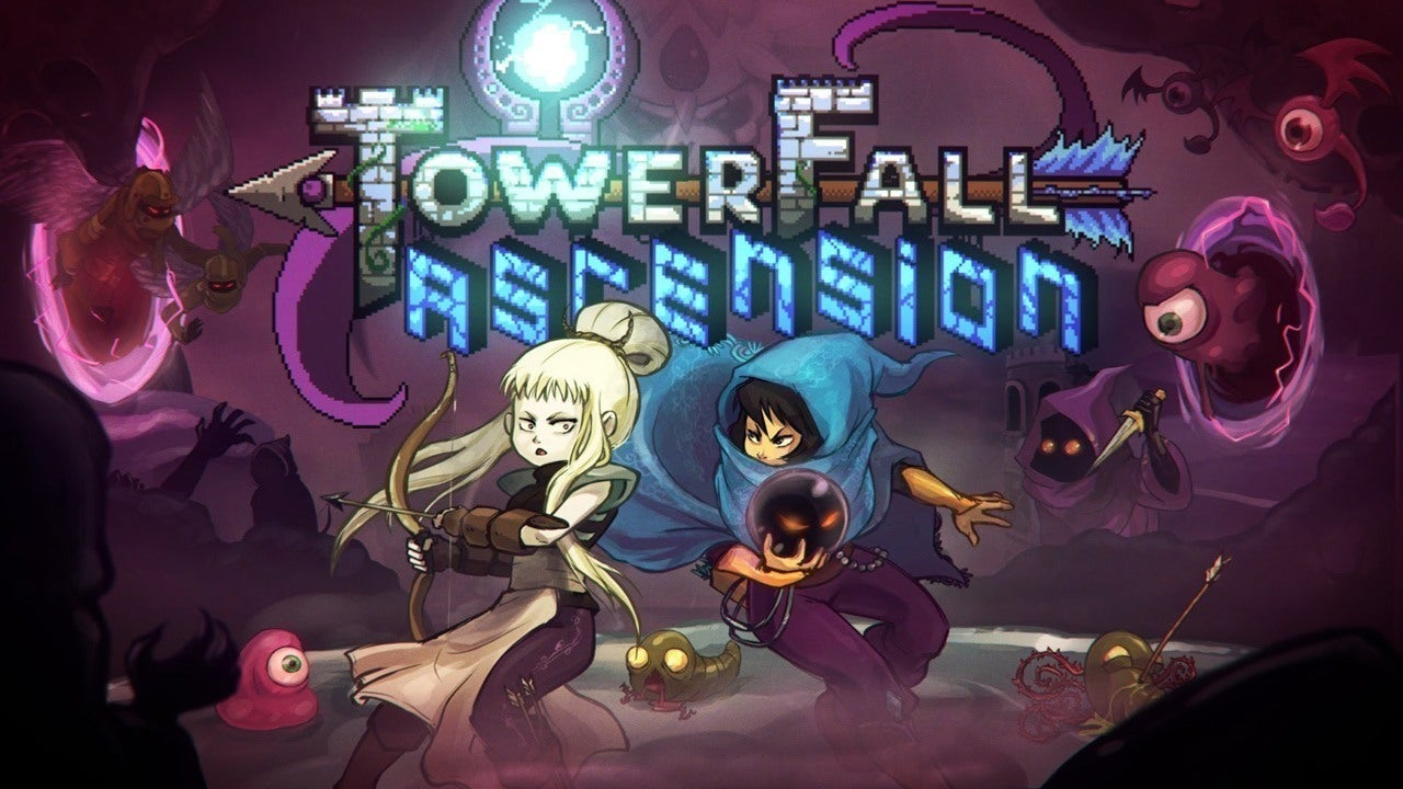 TowerFall Ascension 4 Player Madness On PS4 IGN Video