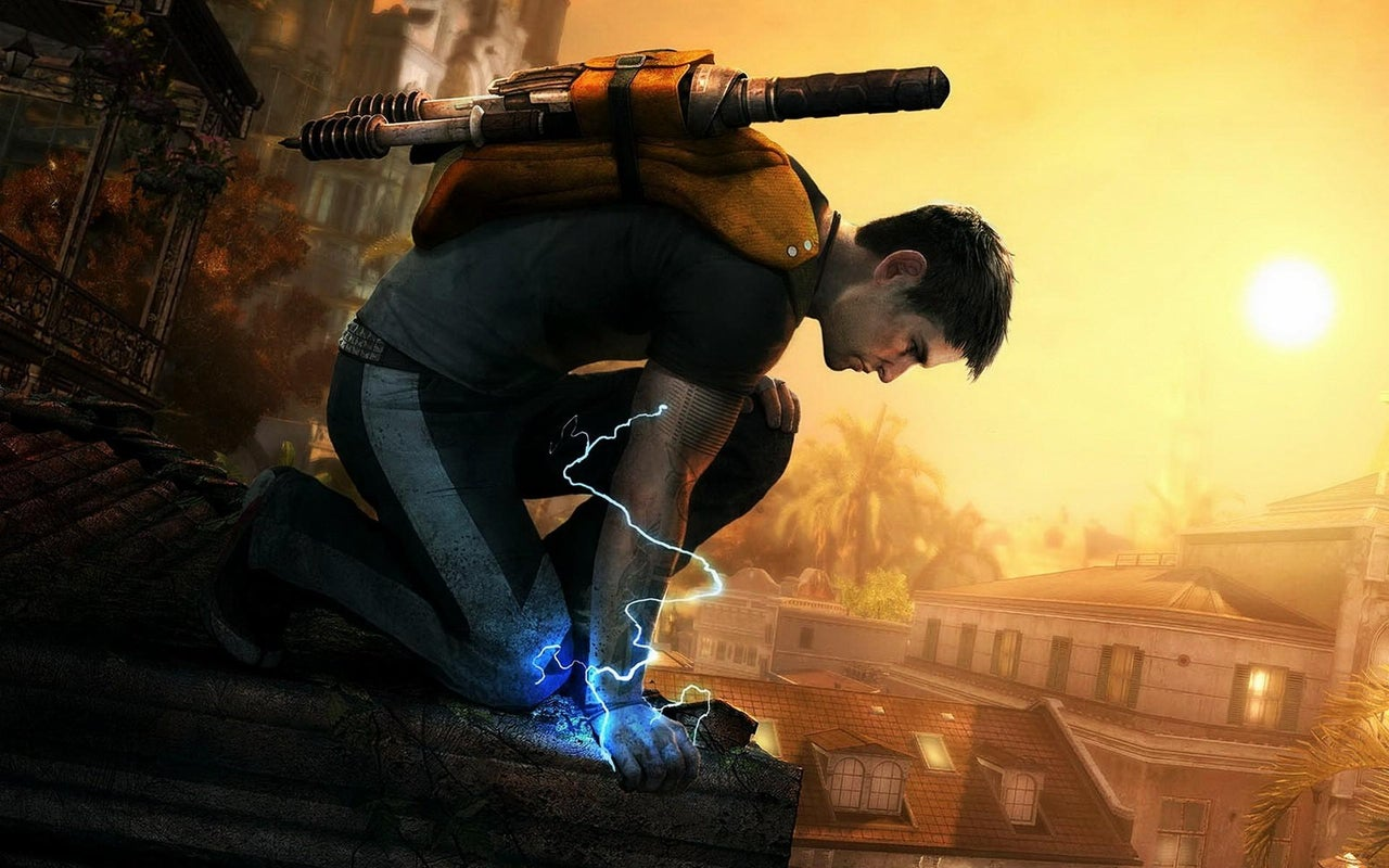 Infamous Second Son Infamous Could Cole And Delsin Be