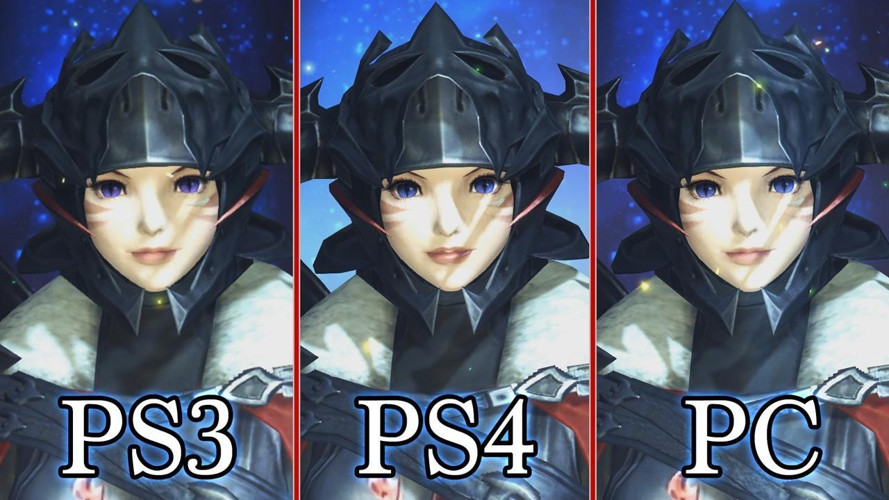 Final Fantasy XIV Online A Realm Reborn Graphics