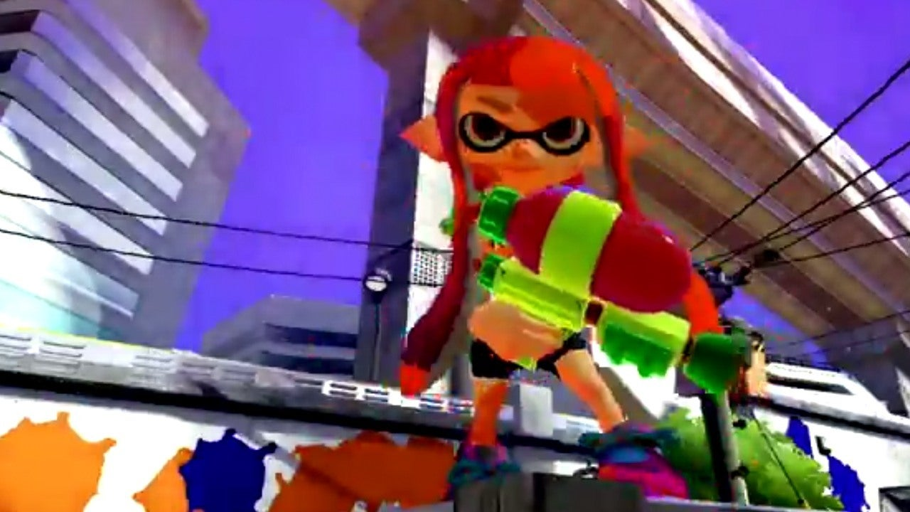 Splatoon Trailer E3 2014 IGN Video