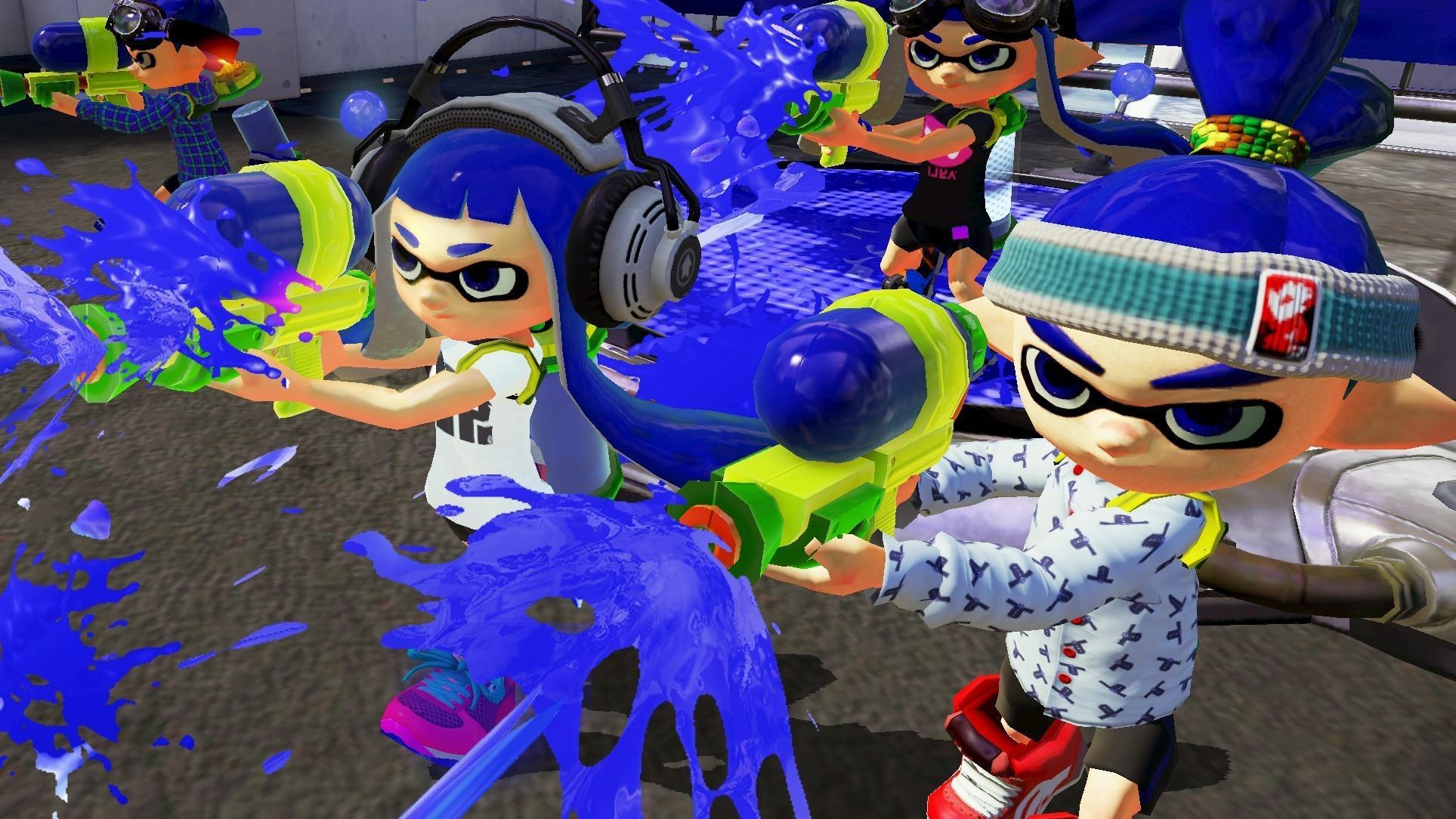 Splatoon Videos Movies Amp Trailers Wii U IGN