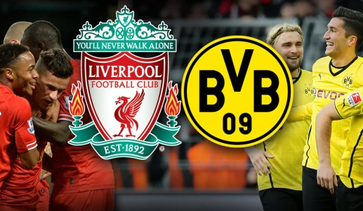 Liverpool Vs Borussia Dortmund Match Preview