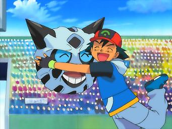 Ash turnuva maçları pokemon