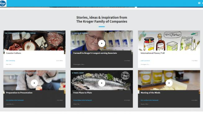 kroger launches website to