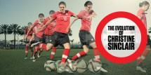 Big Read Evolution Of Christine Sinclair - Sportsnet.ca