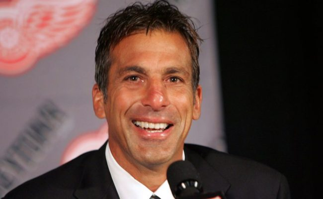 Chris Chelios Leaving Red Wings To Return To Chicago