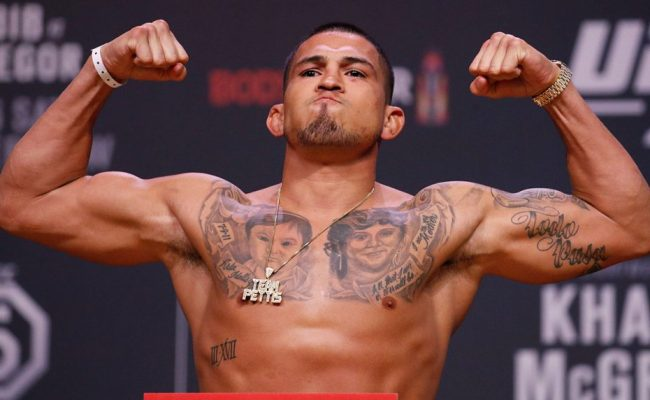Anthony Pettis Vs Justin Gaethje In Works For Early 2019