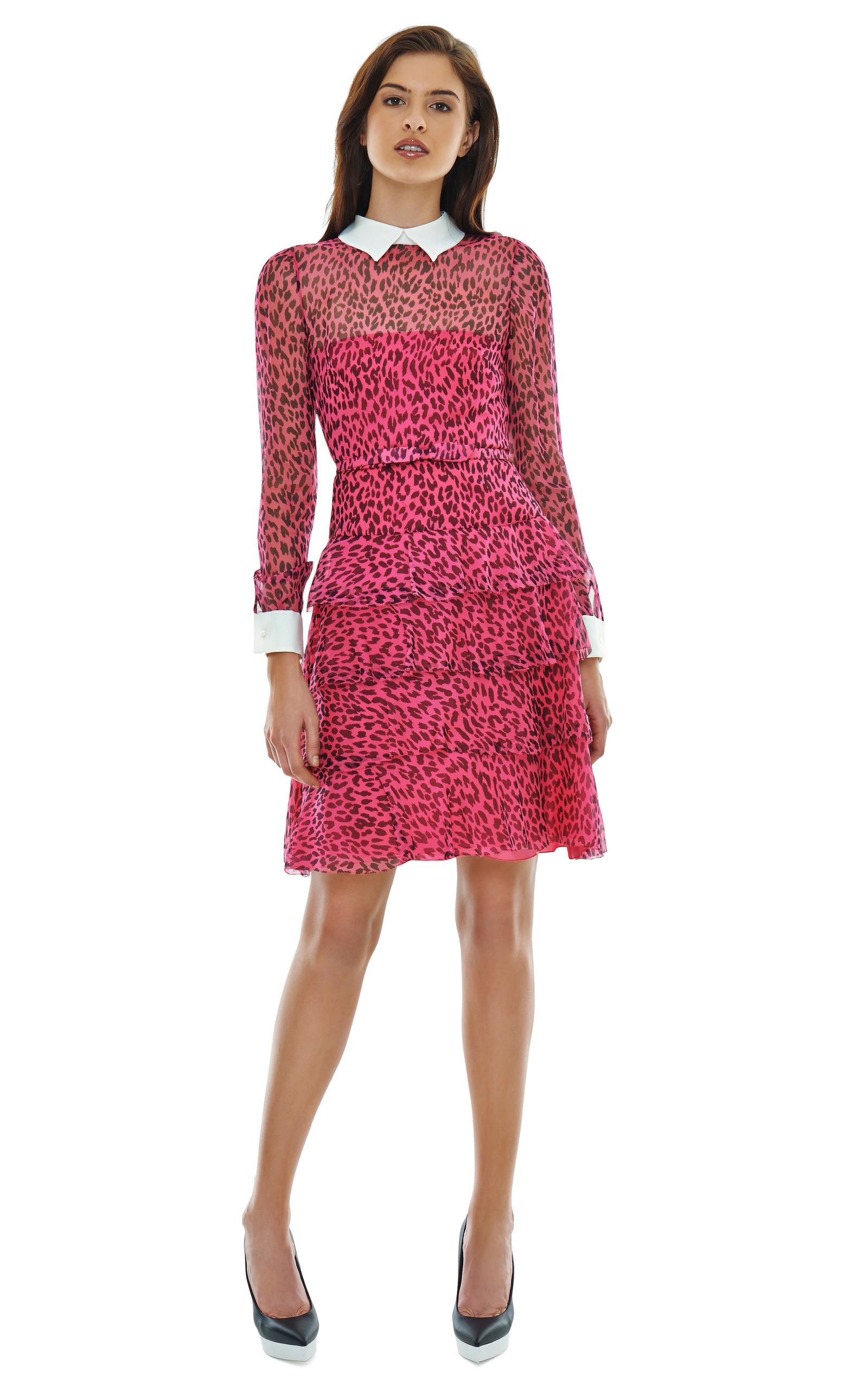 Shirt with Full Skirt Dress