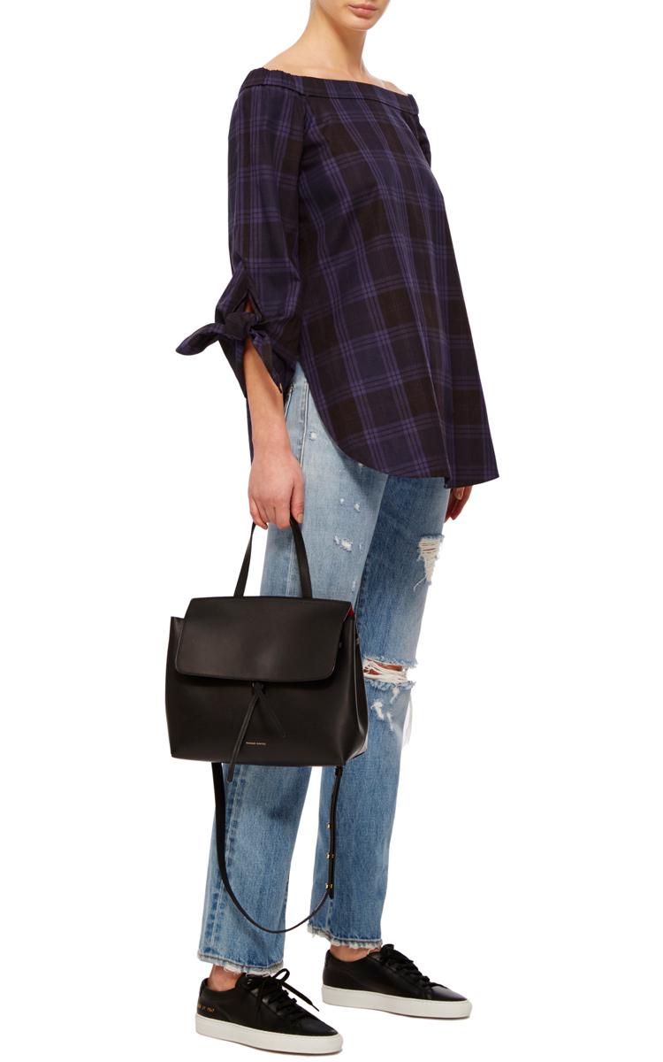 Mini Lady Bag by Mansur Gavriel  Moda Operandi