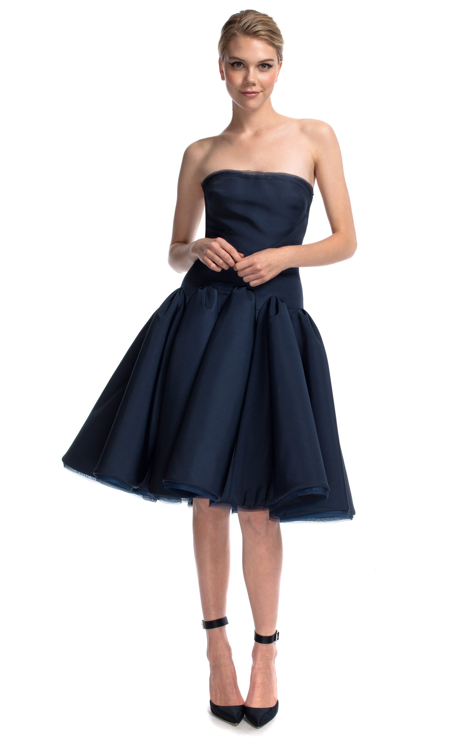 Zac Posen Dresses in Navy