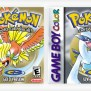 Pokémon Gold Version And Pokémon Silver Version Pokémon