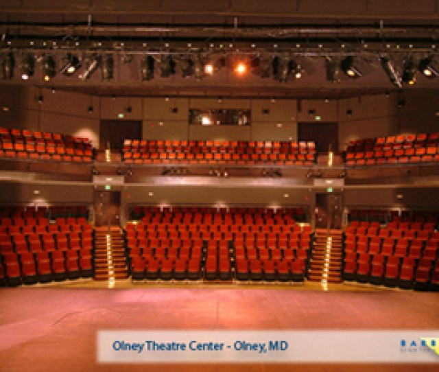 A Year Long Internship In Production Management For The Olney Theatre Center Is Available For 2012 2013 Located In The Washington Dc Theatre Community