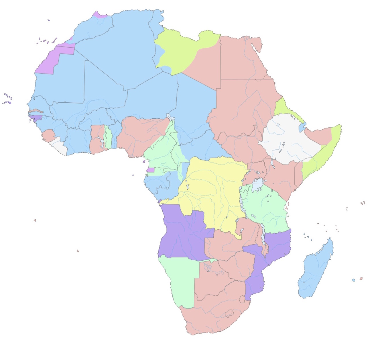an introduction to the independence of africa recovering from colonization of europe Introduction central africa's long history witnessed the official period of belgian colonial rule in the clearly centered on europe and the colonial.
